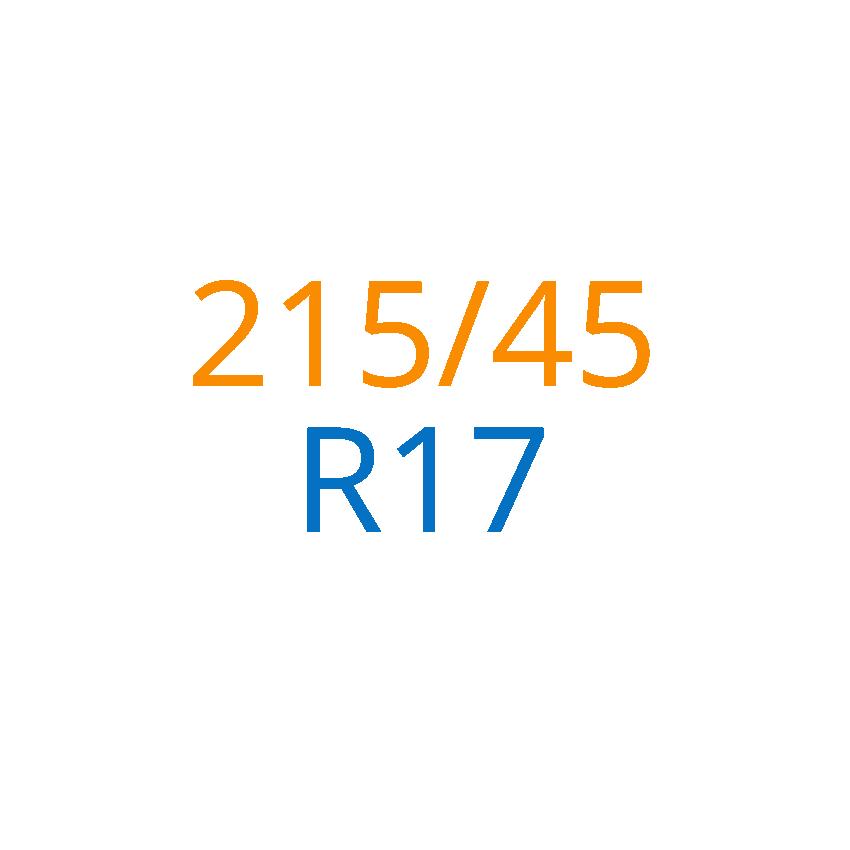 215/45 R17