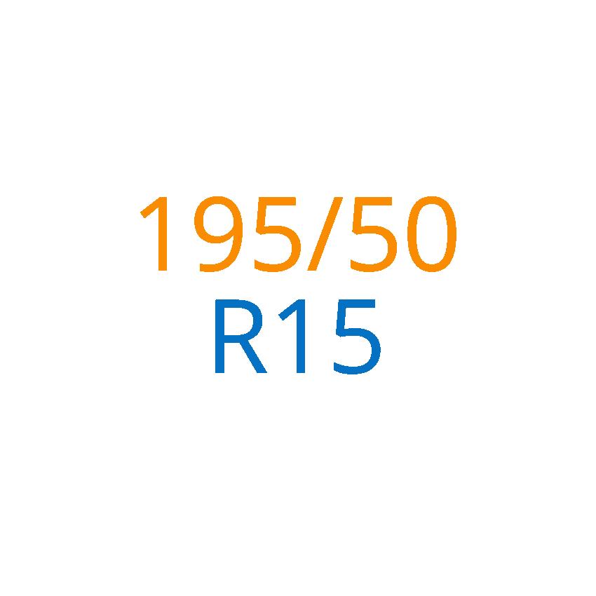 195/50 R15