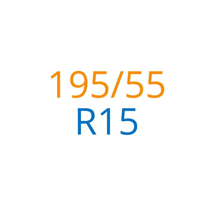 195/55 R15