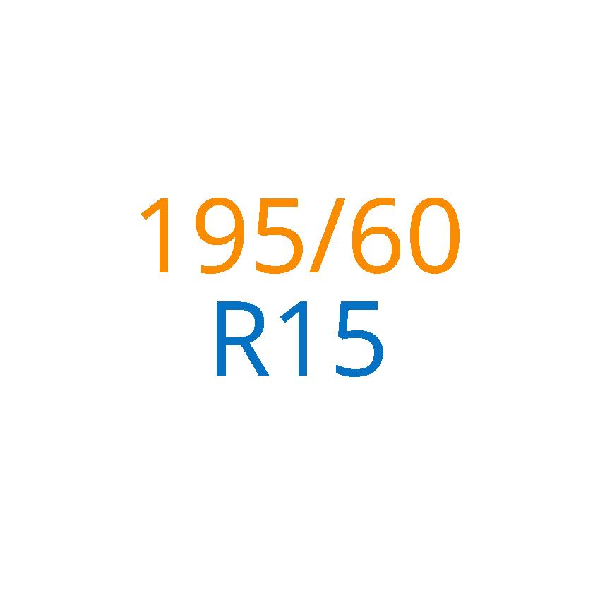 195/60 R15