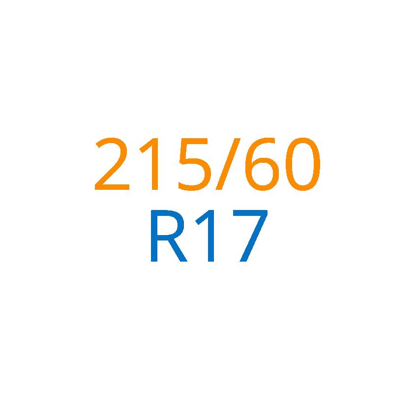 215/60 R17
