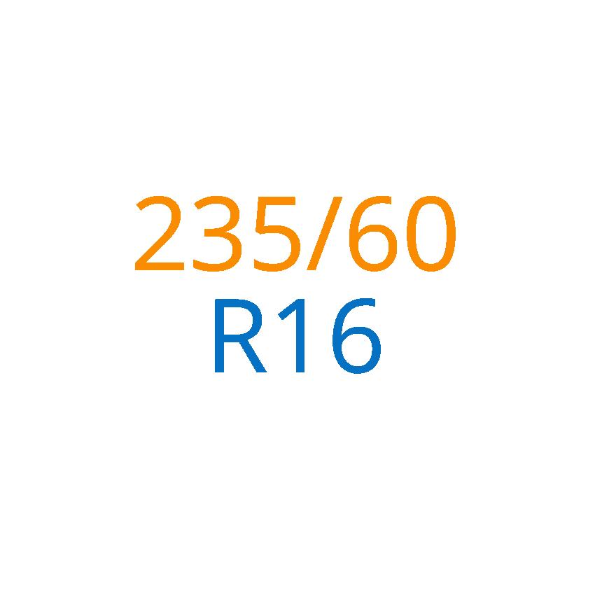 235/60 R16