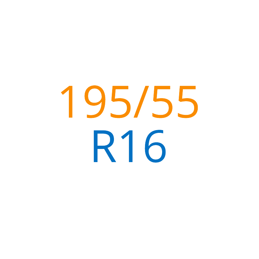195/55 R16